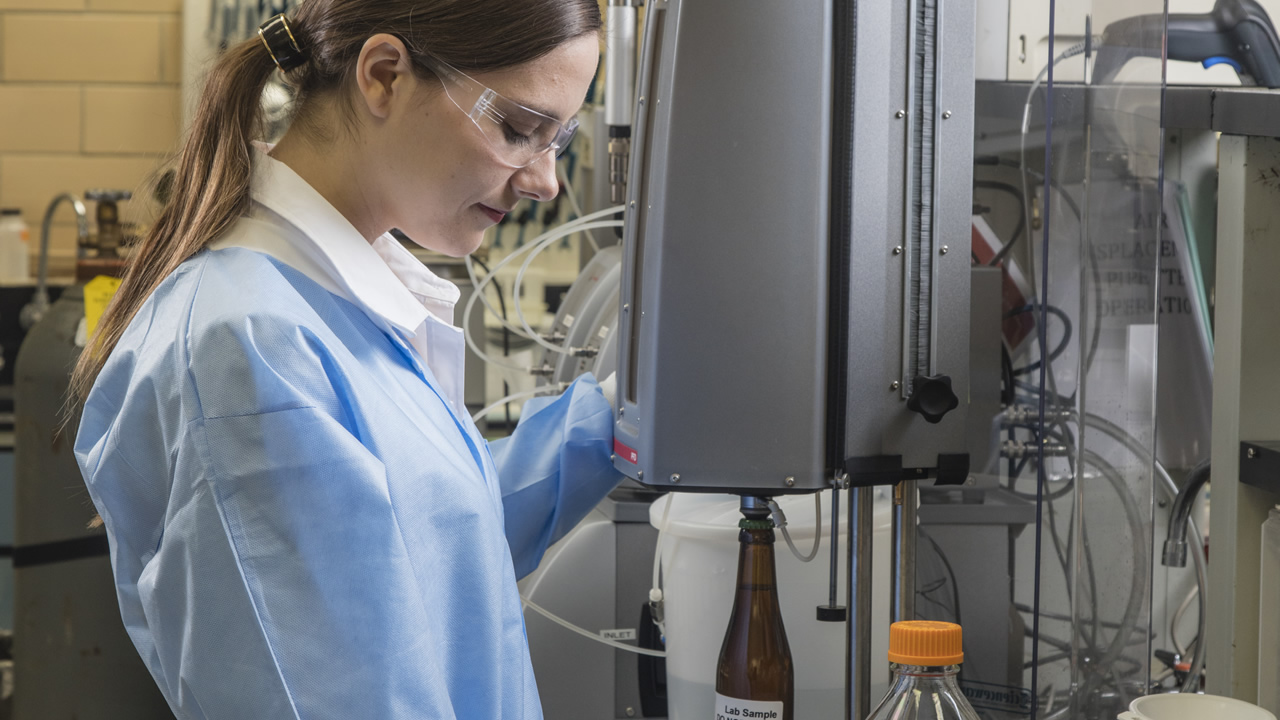 Craft Beer Laboratory Skills 3: Analytical Chemistry/Instrumentation