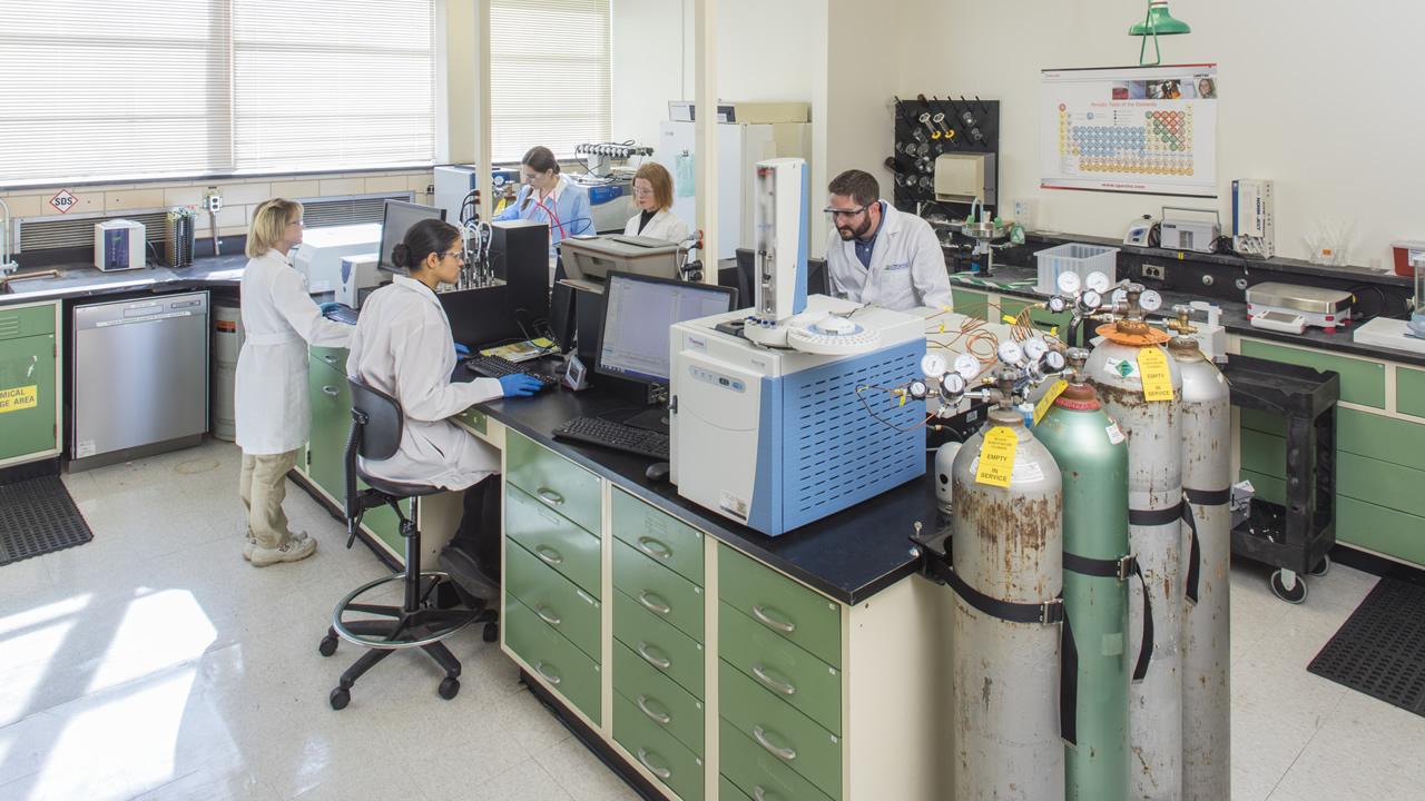 Herbal QC: Analytical Methods