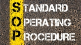 SOP illustration - Standard Operating Procedure