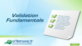Validation Fundamentals
