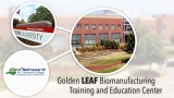 Golden LEAF Biomanufacturing Training and Education Center