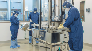 Cleanroom Gowning Certification