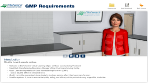 Good Manufacturing Practice (GMP) Requirements