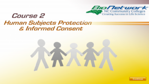 Human Subjects Protection and Informed Consent