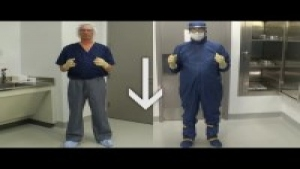 Aseptic Gowning for the Cleanroom