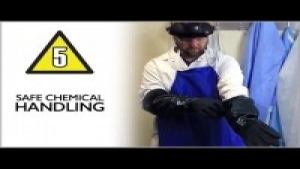 Lab Safety Lesson 5: Safe Chemical Handling