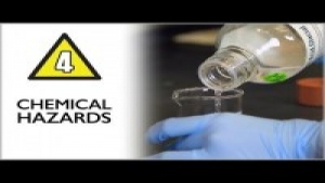 Lab Safety Lesson 4: Chemical Hazards