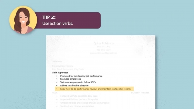 Creating Your Biopharma Resume: Part 3 – Being Concise and Specific – and Other Writing Tips