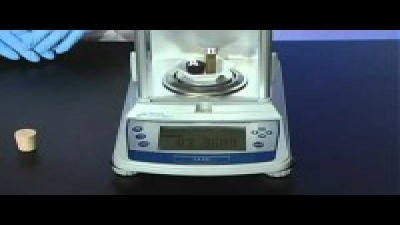 Performance Verification of an Analytical Balance