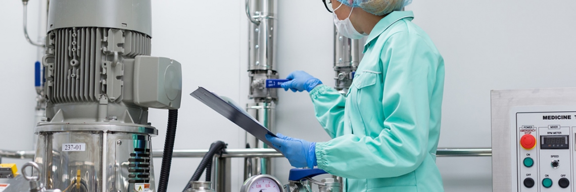 Maintenance Controls for Aseptic Operations