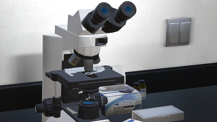 Virtual Microscope Companion