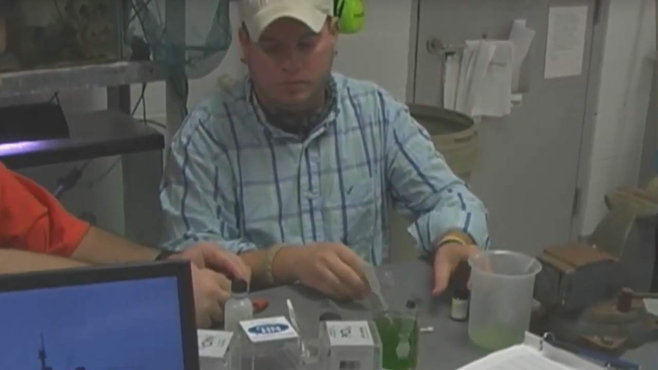Brunswick Community College Center for Aquaculture & Biotechnology